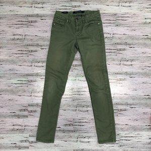 Vigoss Girls Skinny Pants Khaki Size 14